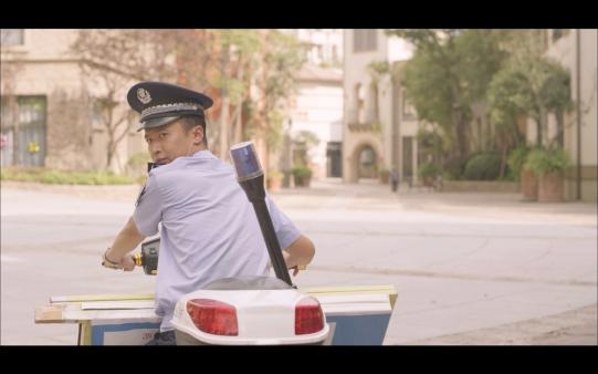 陈秋林 Chen Qiulin单屏幕录像 Single Channel video2015