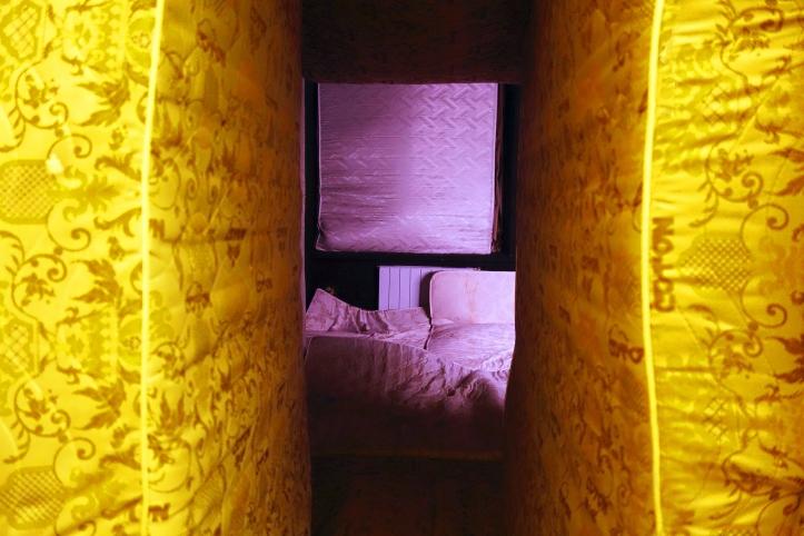 城市管理者 City Manager 陈秋林 Chen Qiulin 单屏幕录像、特定地点装置 Single Channel Video, Site Specific Installation 乌拉尔工业双年展 Ural Industrial Biennale 2015