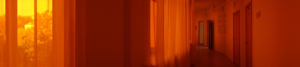 Sunset 日落 Zheng Yunhan 郑云瀚 Ural Industrial Biennale 乌拉尔工业双年展 2015