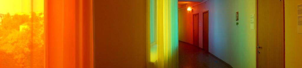 Rainbow 彩虹 Zheng Yunhan 郑云瀚 Ural Industrial Biennale 乌拉尔工业双年展 2015